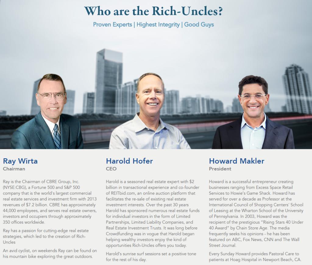 Rich-Uncles