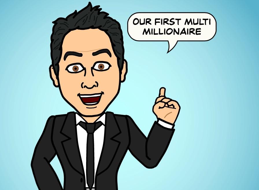 First Multi Millionaire Interview